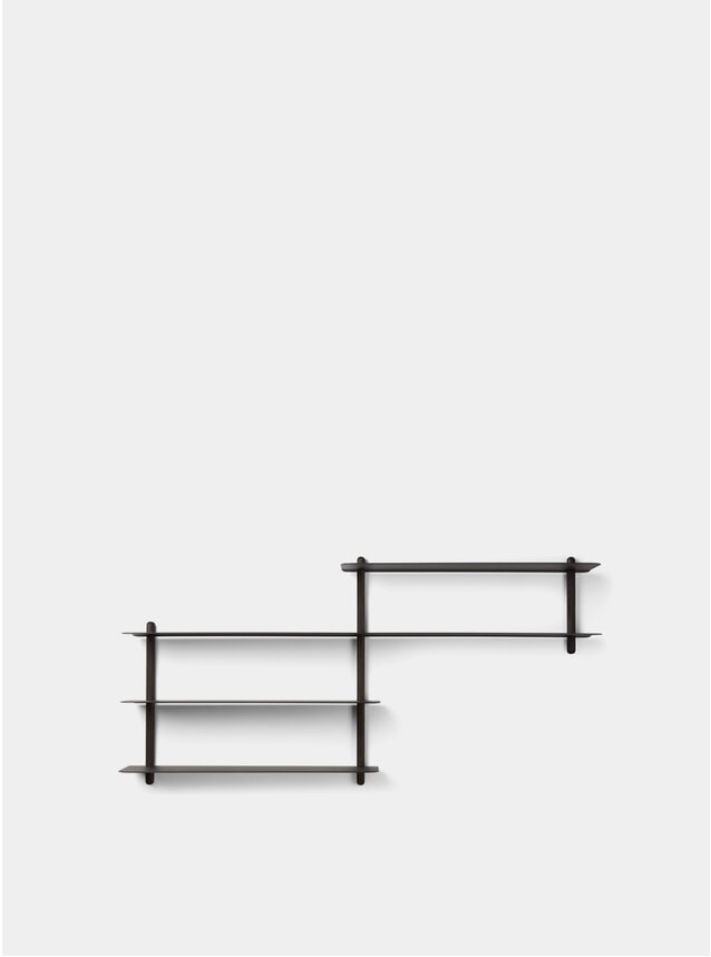 Black Ash Nivo B Shelf