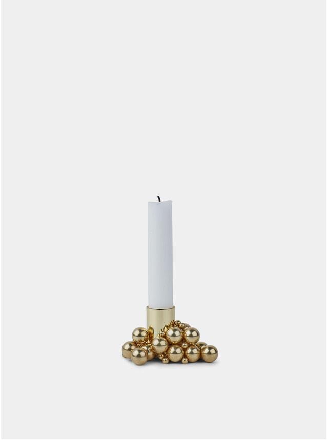 Brass Molekyl Candleholder