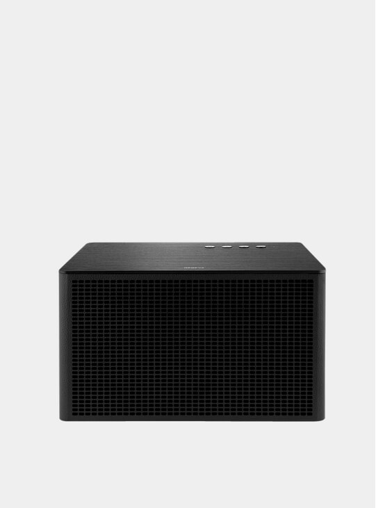 Black Acustica Lounge Bluetooth Speaker