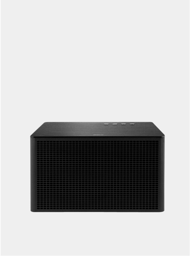 Black Acustica Lounge Bluetooth Speaker