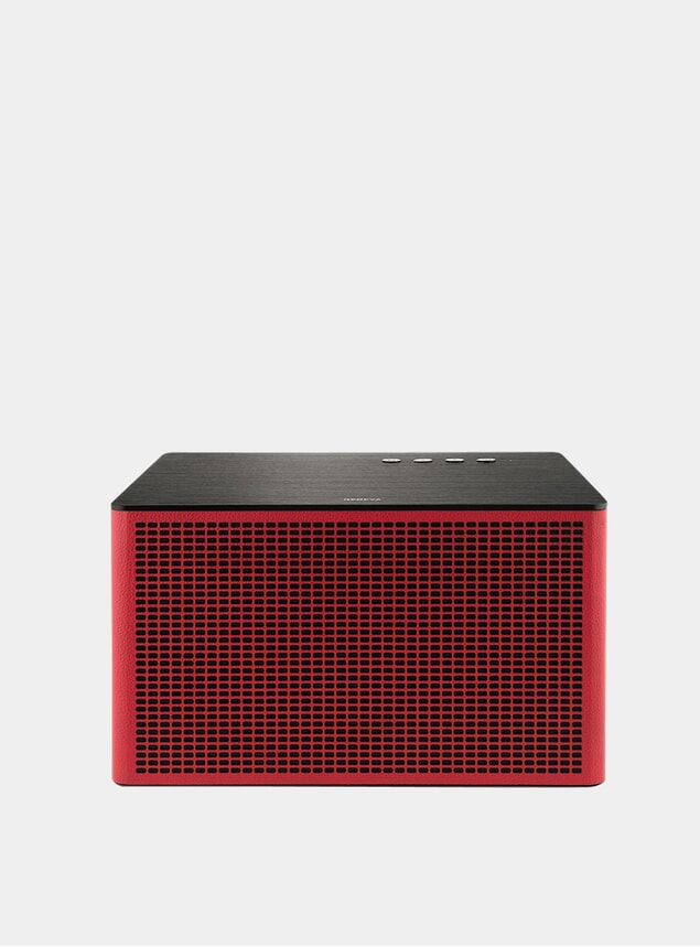Red Acustica Lounge Bluetooth Speaker