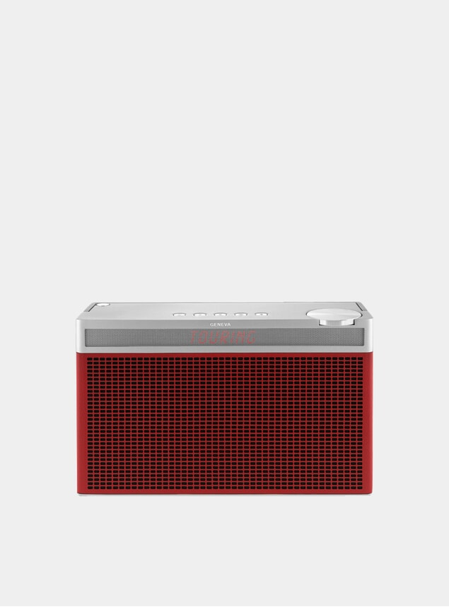 Red Touring L Digital Radio