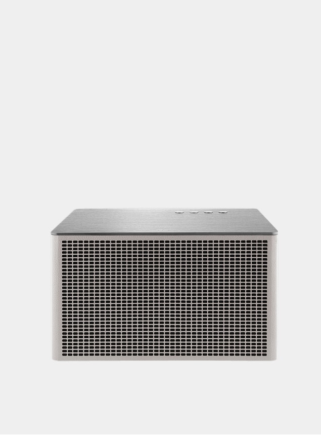 White Acustica Lounge Bluetooth Speaker