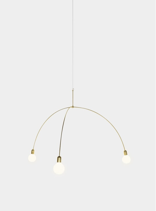 Poseidon Pendant Light