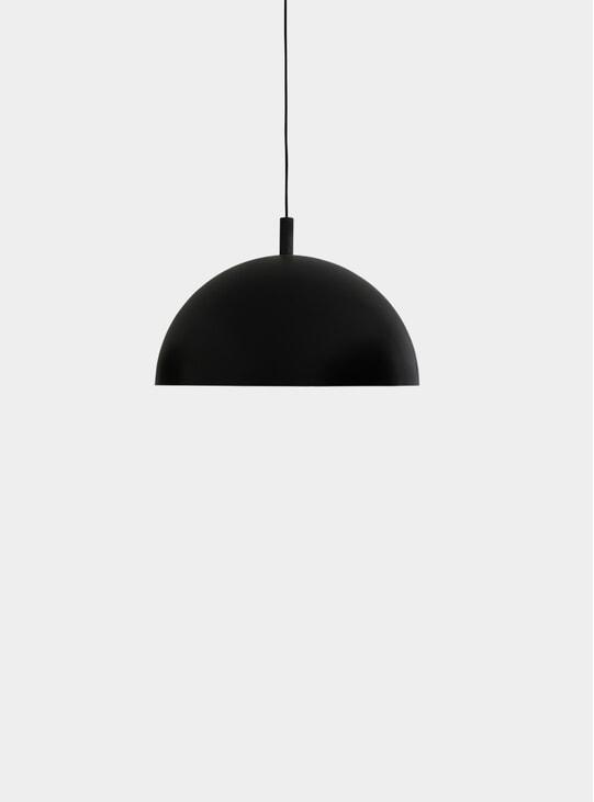 Black / Brass Ø60 Studio Pendant