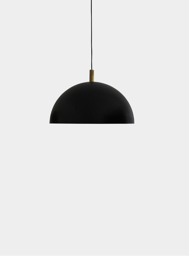 Black Ø60 Studio Pendant