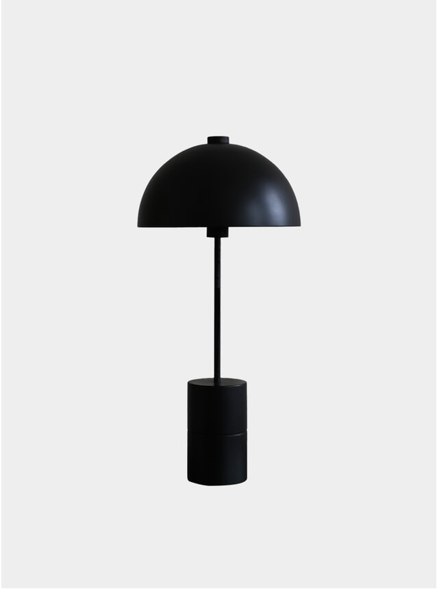 Black Studio Table Lamp
