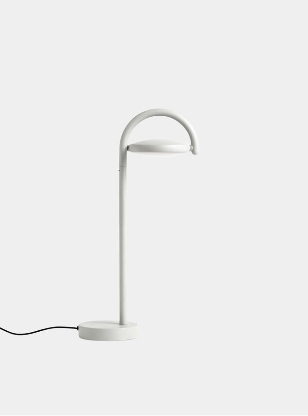 Ash Grey Marselis Table Lamp