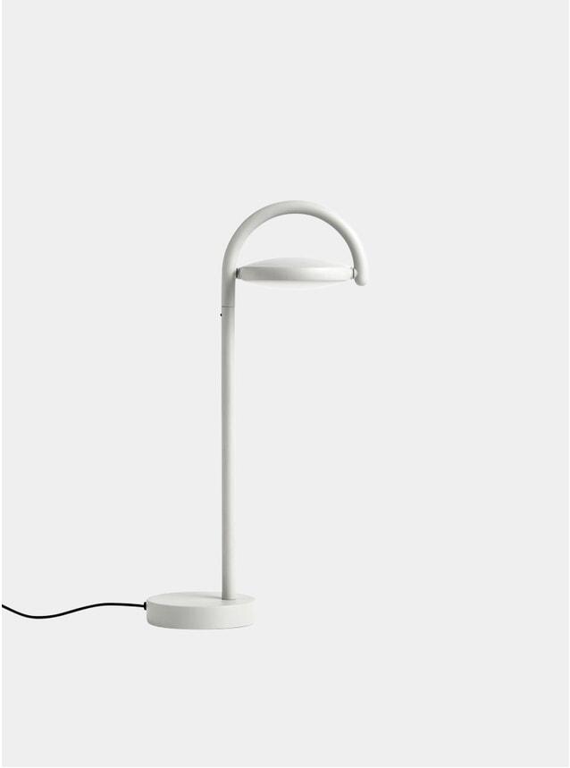 Ash Grey Marselis Table Lamp