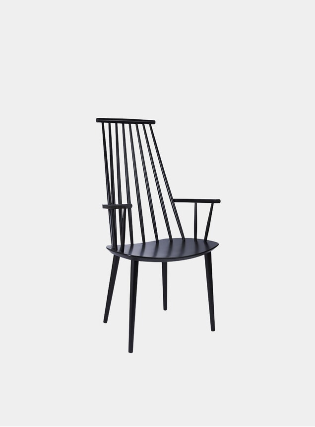Black J110 Chair