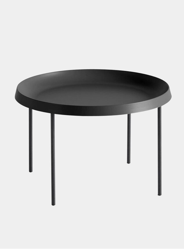 Black Tulou Coffee Table