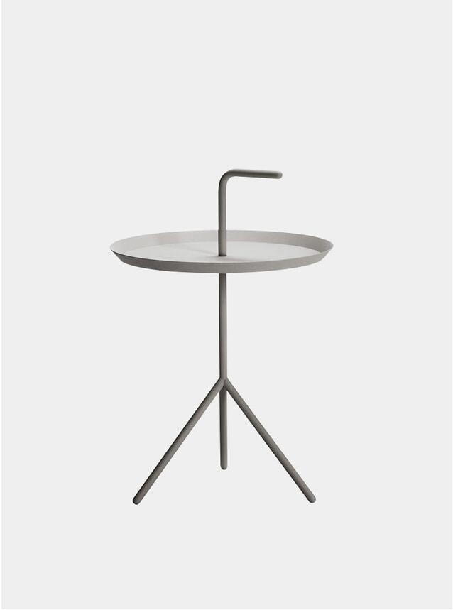 Grey DLM XL Side Table