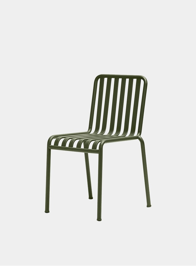 Olive Palissade Outdoor Chair