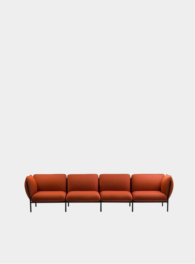 Canyon Kumo Modular 4 Seater Sofa