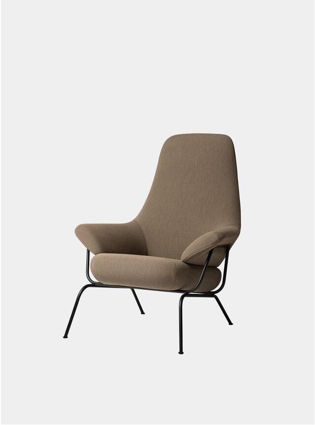 Liquorice Hai Chair