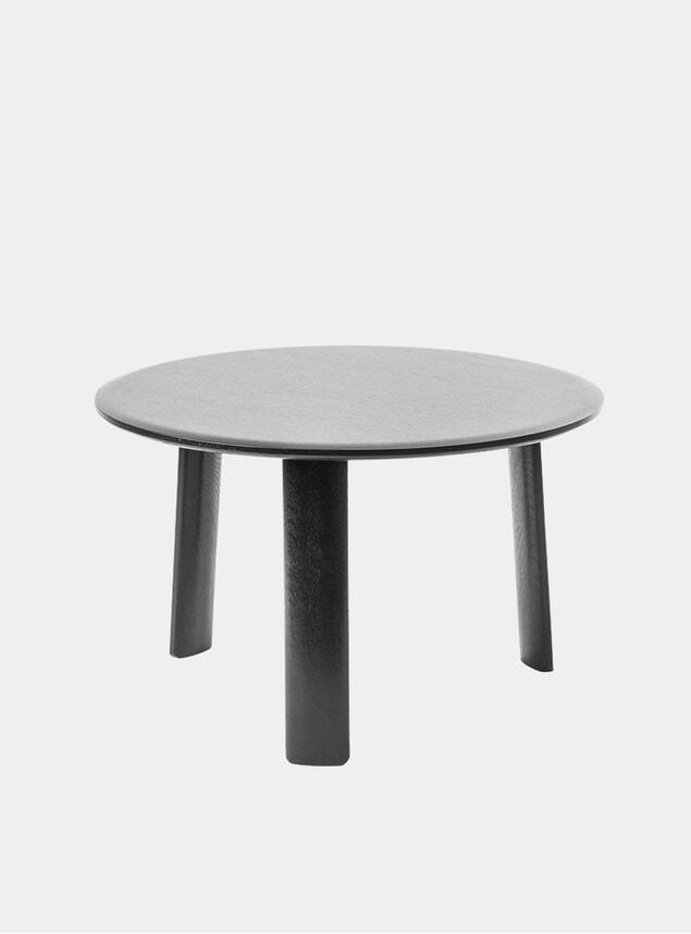 Black Medium Alle Coffee Table