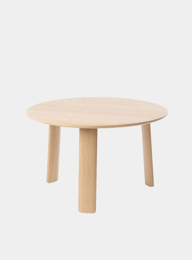 Pale Ash Medium Alle Coffee Table