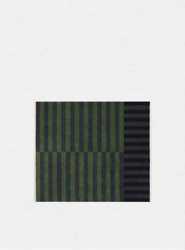 Verdure Large Stripe Rug