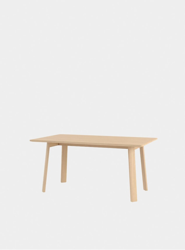 Ash Alle 160cm Dining Table