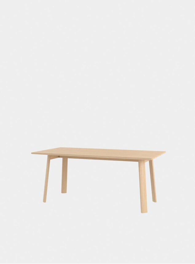 Ash Alle 180cm Dining Table