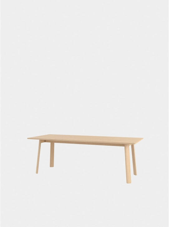 Ash Alle 220cm Dining Table