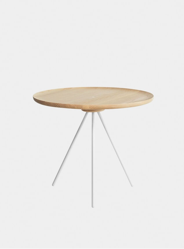 Ash / White Key Coffee Table