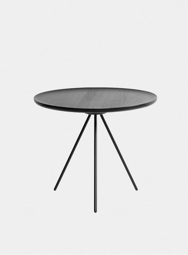 Black Key Coffee Table