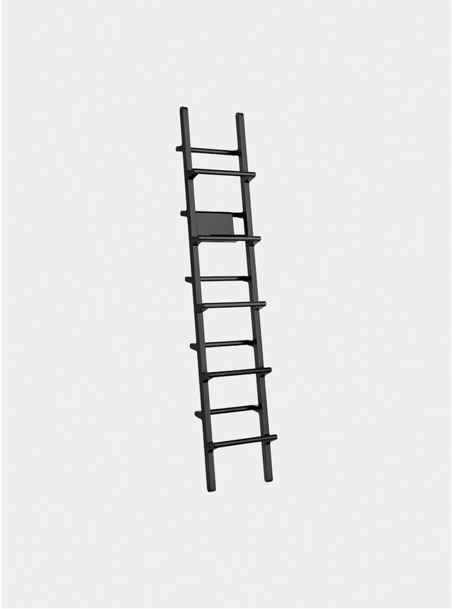 Black Verso Shelf