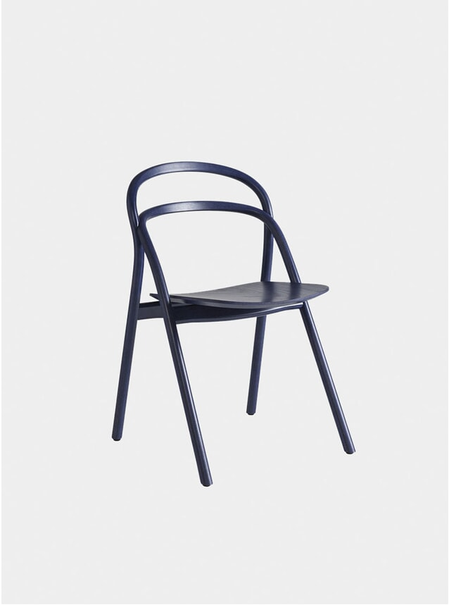 Blue Udon Dining Chair