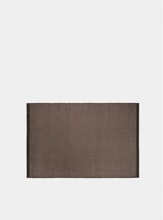 Brown Large Dune Rug