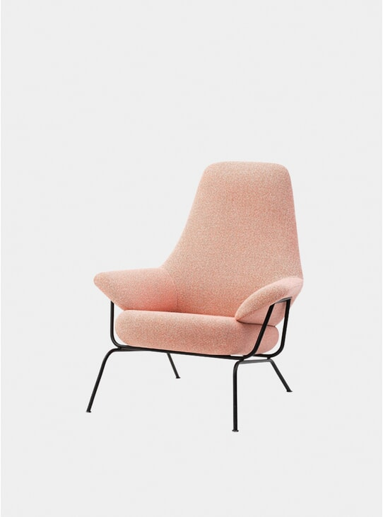 Coral Melange Hai Chair