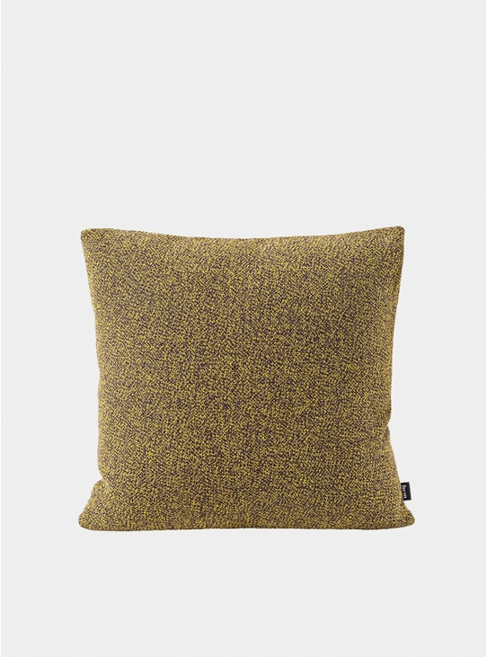 Mustard Melange Medium Cushion