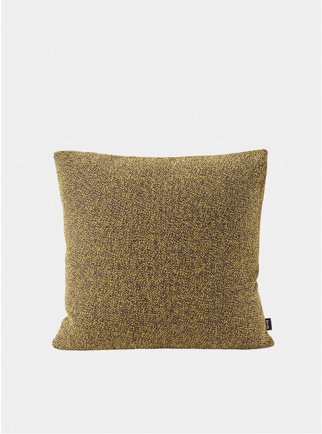 Mustard Melange Medium Cushion