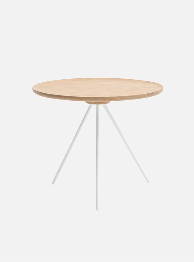 Oak / White Key Coffee Table