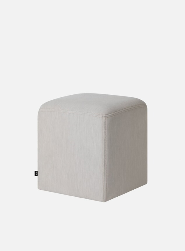 Shell Bon Pouf Cube