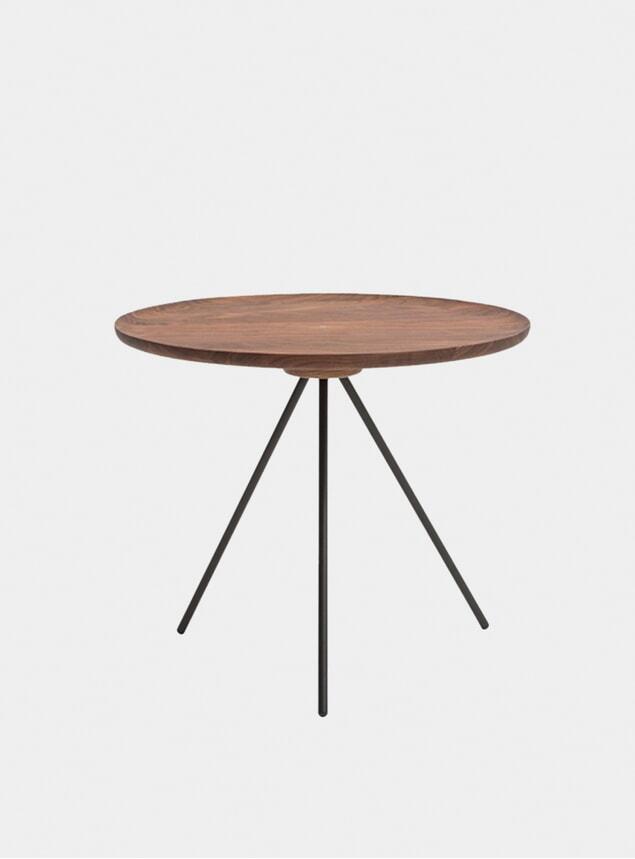 Walnut / Black Key Coffee Table