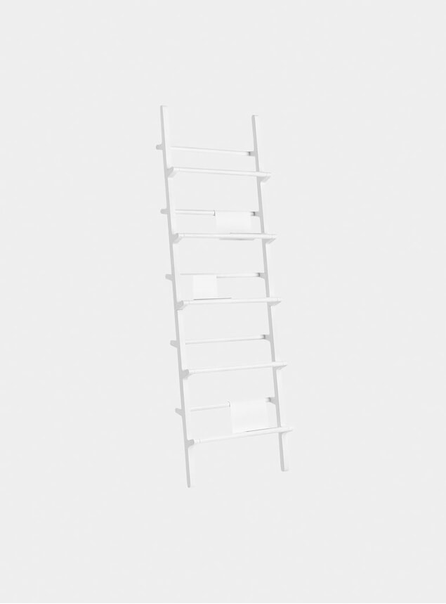 White Wide Verso Shelf