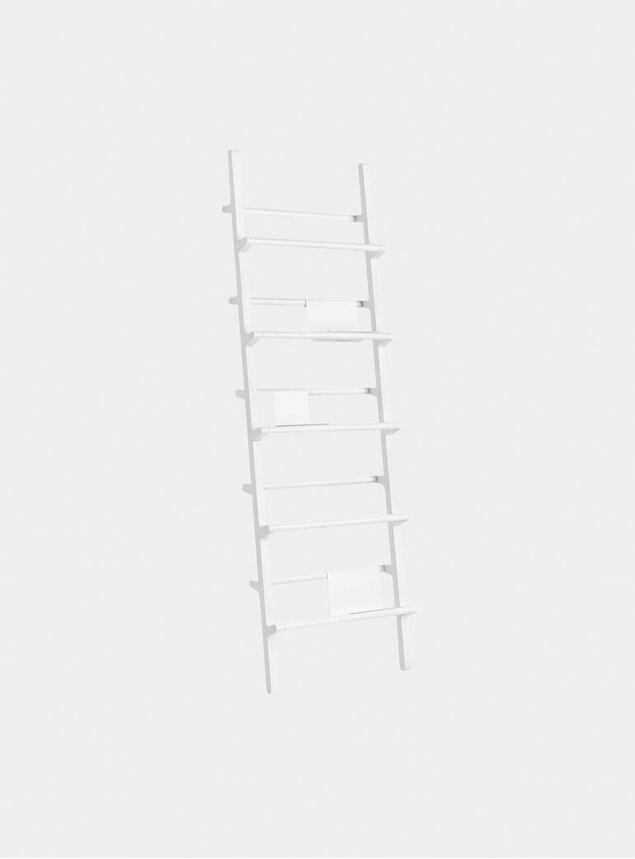White Wide Verso Shelf