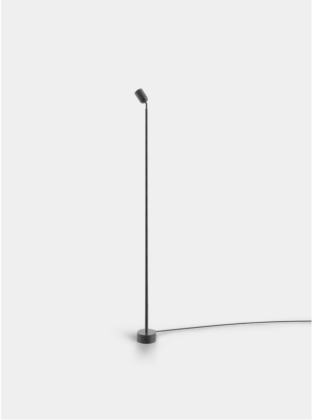 Concealed Bulb Spot Floor Lamp