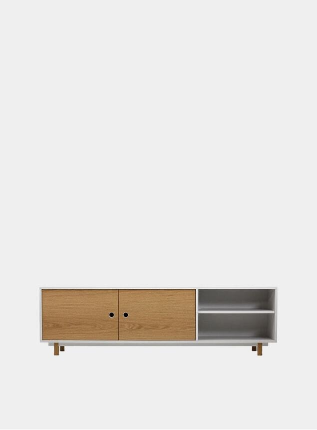 1800 Oak Sideboard