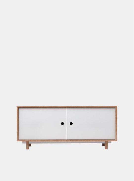 950 Oak Sideboard