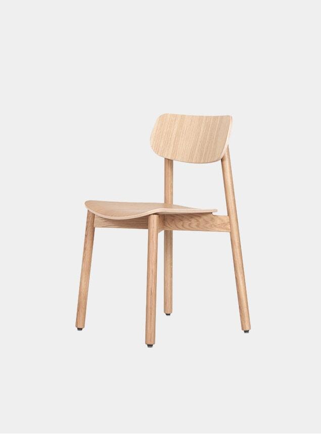 Oak Otis Dining Chair