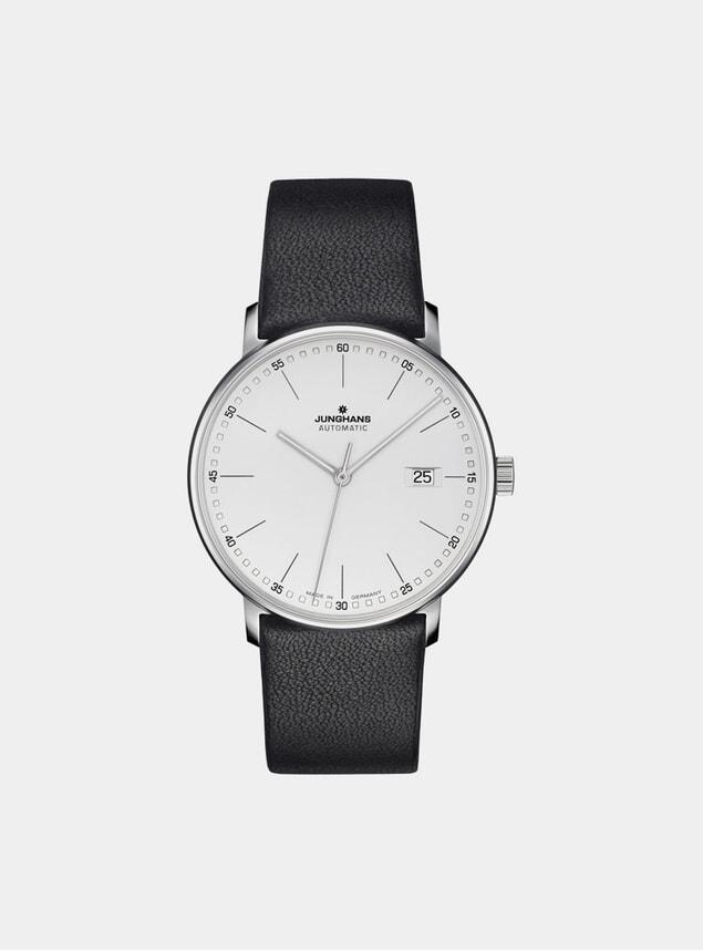Black / White Form A 027/4730.00 Watch
