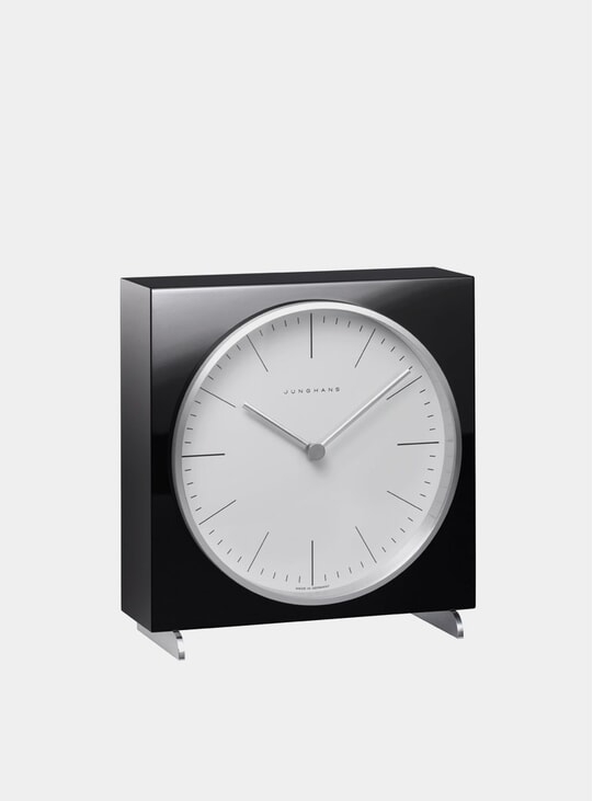 Black 2202 Quartz Table Clock