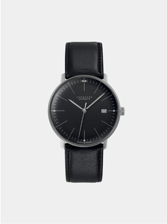 Black Max Bill Automatic 027/4701.04 Watch
