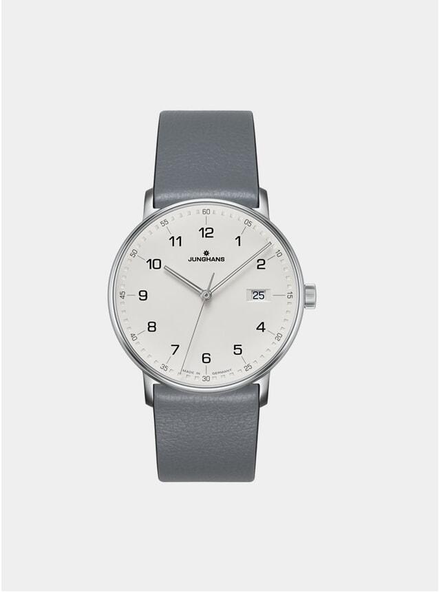 Grey / White Form Quartz 041/4885.00 Watch