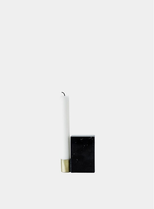 Square Candlestick Holder
