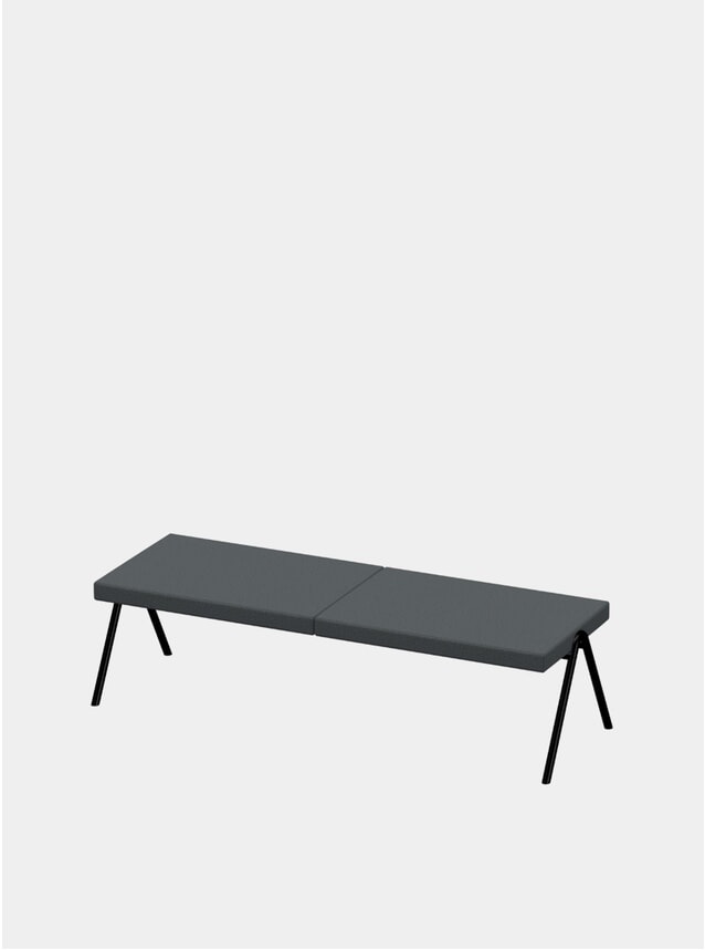 Graphite DL6 Plato Bench