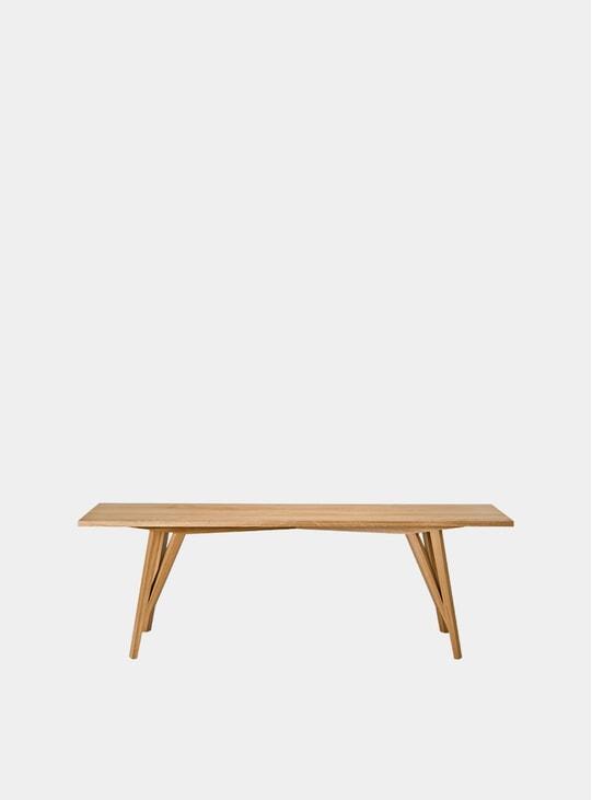 Oak JL5 Rectangular Sabeth Dining Table