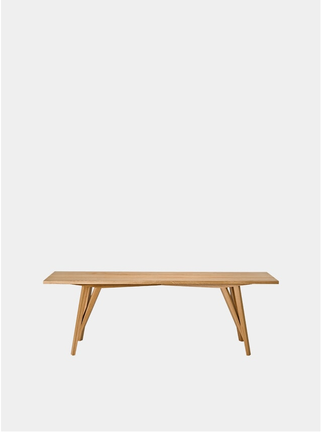 Oak JL5 Rectangular Sabeth Dining Table